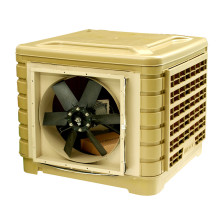 18000CMH airflow wall mounted evaporative air cooler with centrifugal <strong>fan</strong>