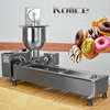 Express to worldwide Commercial Automatic Mini frying Donut Maker Making Machine doughnut maker with 3 Sets Free Mold