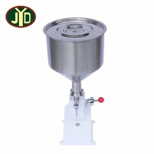 JYD Wholesale <strong>A03</strong> 5-50ml Small Manual Piston Bottle Liquid <strong>Filling</strong> <strong>Machine</strong> Hand Operated <strong>Filling</strong> <strong>Machine</strong>