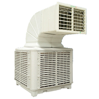 Breezair Big Airflow 18000CMH Industrial Evaporative Air Cooler With CE