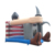 Commercial Small Pirate Jumping Games Fun Inflatable Bouncy Castle Bouncer For Kids