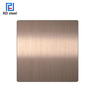 China stainless Best color stainless steel plate