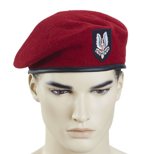 Cheap Wool Military Police Tactical Army Badge Beret