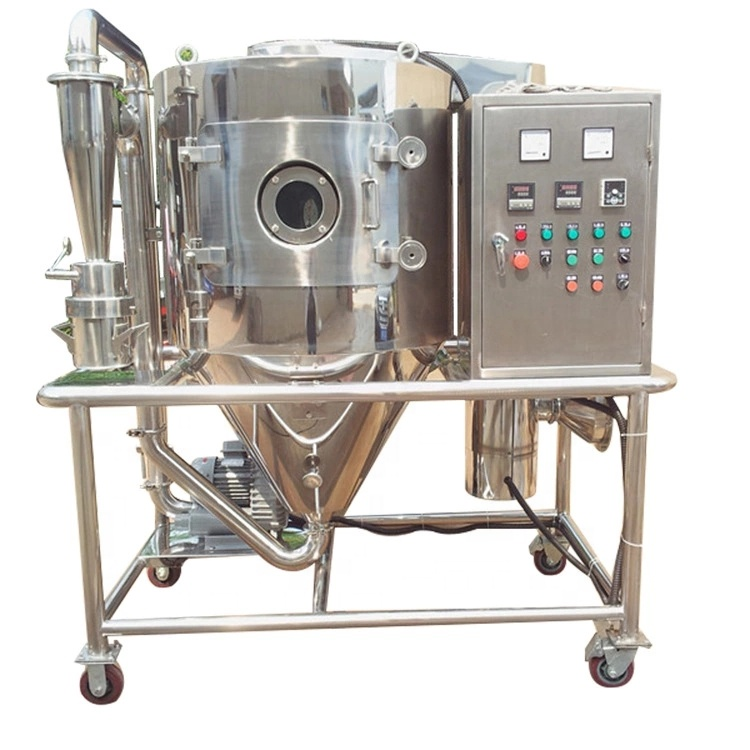 Lab scale pectin orange powder spray dryer in foodstuff <strong>industry</strong>