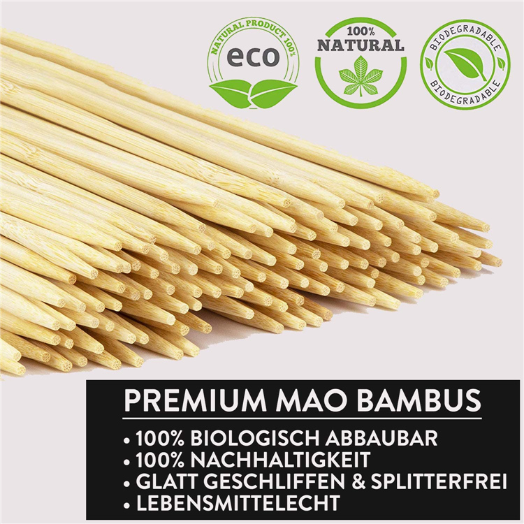 Barbecue 36inch Bamboo Marshmallow Stick for Amazon Sale
