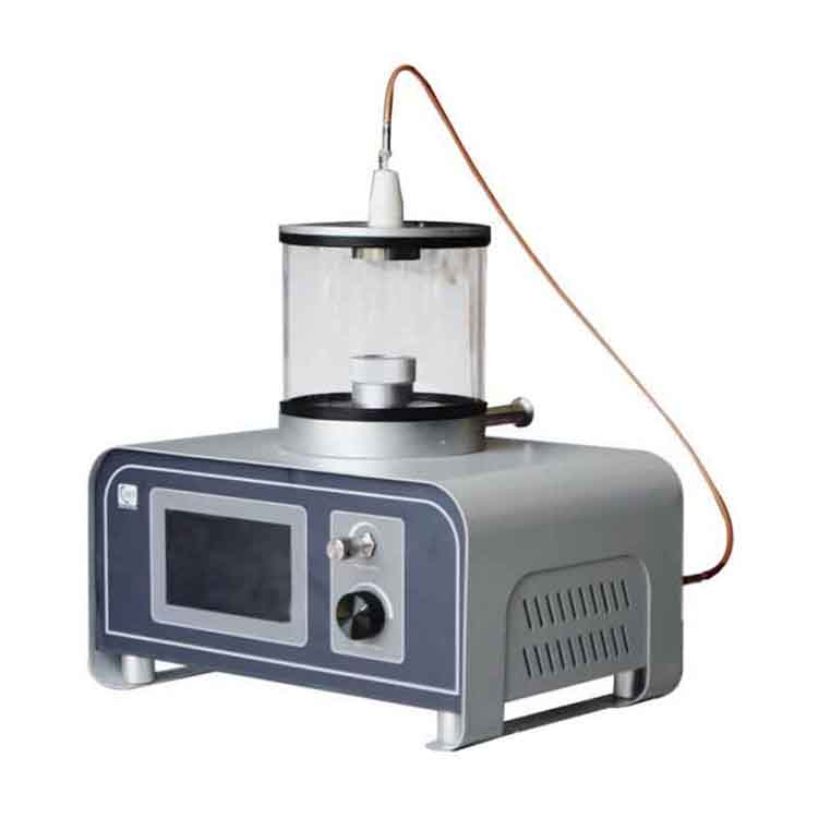 laboratory desktop plasma sputtering coater wth 150W DC high-voltage power supply