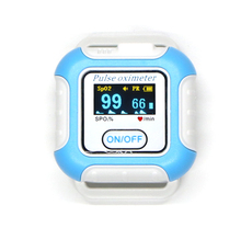 FDA approved bluetooth wireless wrist pulse oximeter sleeping diagnosis apnea