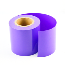 customized size multicolor opaque plastic rigid pvc <strong>roll</strong> for packing