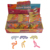 Stock!!!Hot style cartoon dinosaur silicone rubber band jumbo buddy bands dinosaur silly bandz 2.0