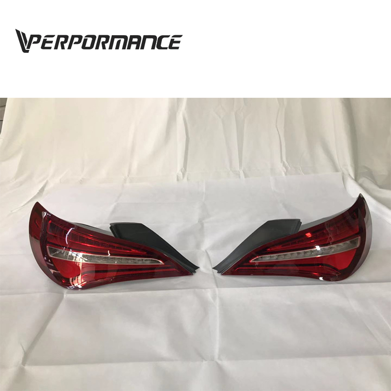 Tail lamp fit for MB CLA class <strong>W117</strong> CLA200 CLA220 CLA260 old to new 2019 look led taillights