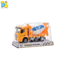1:40 six-wheel driving simulated <strong>friction</strong> mixer truck construction vehicle engineering series car toys for boy