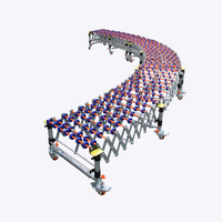 Flexible Sktaing conveyor