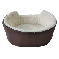 High Sides Washable Cat Dog Pet Nest Bed Providing Your Pet Fashion Pet Bed Kennel