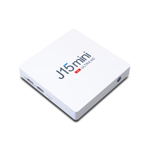 Stock Wholesale Amlogic S905W Tv Box Android 8.1 <strong>System</strong> 4K 1G 8G J15mini Android Media player