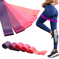 Gym Fitness Training Equipment Loop Band Elastic Exercise Resistance Bands