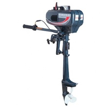 HANGKAI Two Stroke 3.5 HP Boat Engine Outboard Motor for Boat