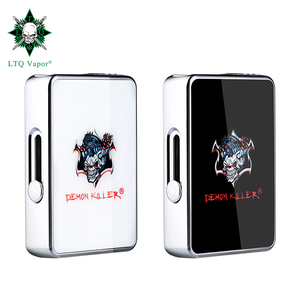 Demon Killer JBOX Mod 420mAh Pod System will inhale and vape without any button