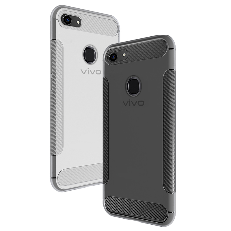 Original High Clear Wholesale Phone Cover Ultra thin Slim Soft TPU Anti-fingerprints Clear Case for Vivo Y17 Y15 Y12 <strong>Y3</strong> Y83