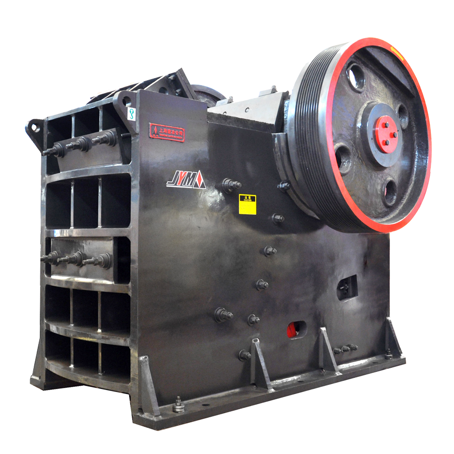 Jaw crusher for sand and gravel