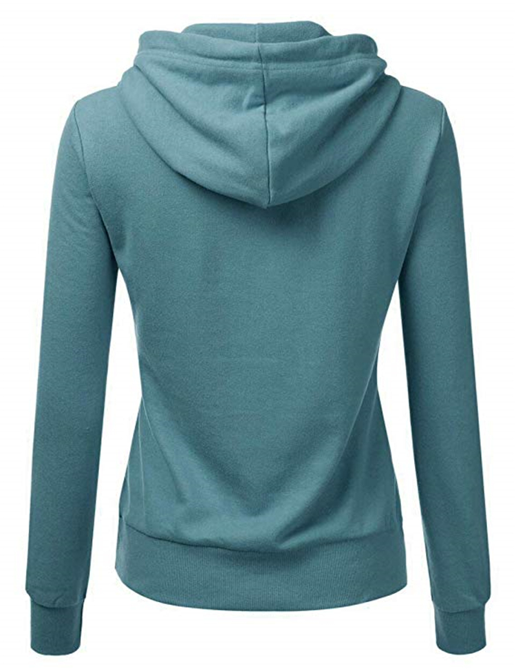 China Manufacturer Wholesale Women Clothes Women Hoodie Customised Your Own Logo Hoodies Online Shopping Women's Plain Hoodies