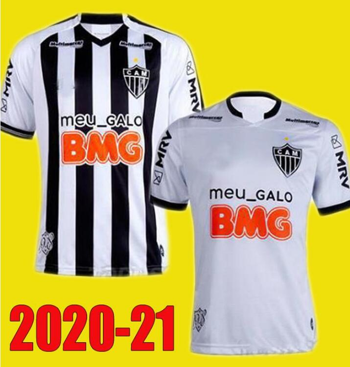 2020 Mineiro soccer jerseys 20 <strong>21</strong> home away <strong>J</strong>.Alonso Romulo Otero Keno Marrony Marquinhos camisetas de futbol football shirt