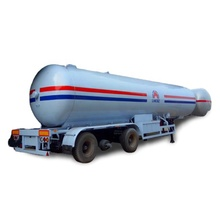 Chengli Quality and quantity assured 23ton gas tank trailer liquid petroleum tank trailer for sale