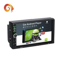 Android Player Dual Spindle Universal Machine Car Dvd Gps Accessories Interior Car Radio Stereo