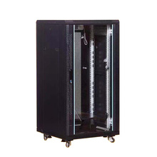 Custom 19 inch telecom rack server cabinet 12 U wall mounted or standing <strong>network</strong> case