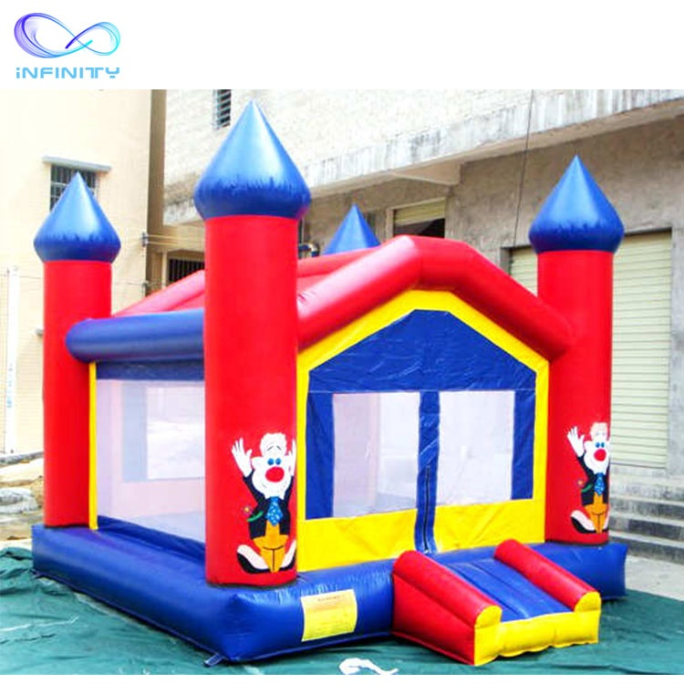 Hot sale bouncy castles commercial Inflatable Bouncer inflatable castle inflatable jumping castle bounce house for kids