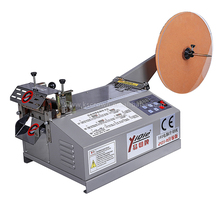 automatic hot cold knife nylon webbing tape ribbon cutter cutting <strong>machine</strong>
