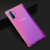 Soft TPU Ultra Thin Slim Anti-Scratch Purple Blue Gradient Protective Cases for Samsung Galaxy Note 10 Pro phone case gradient