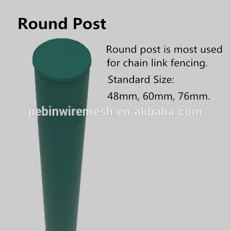 T type Metal Fence Posts for Field fence/welded wire mesh fence T post with clips