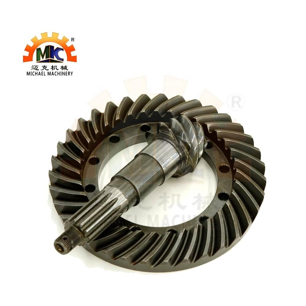 Light Truck Rear Axle Crown Wheel and Pinion Differential Gear for Toyota Dyna/Hyundai <strong>H100</strong>