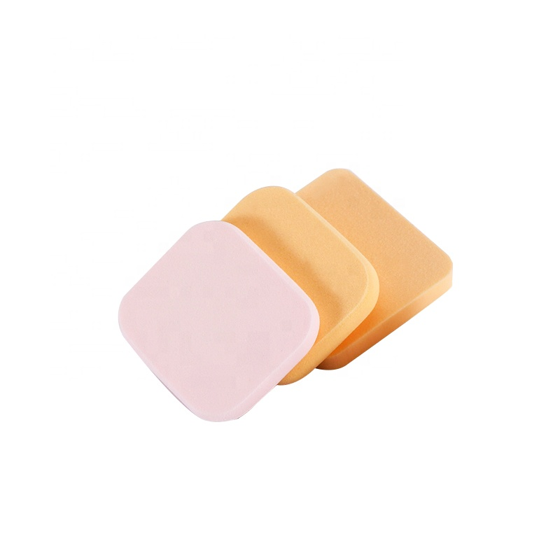 Round Shape Cosmetic Makeup Applicator Sponge Blender Make Up Powder Puff