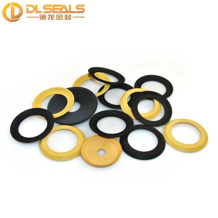 DLseals factory supply ptfe for oxygen engines ptfe seal ring