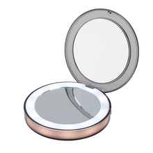 Portable USB Chargeable Cosmetic Magnifying Mirrors