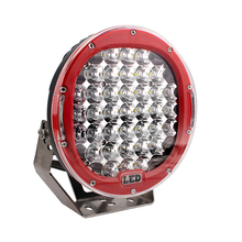 9 Inch 185W Red Black Round High Power LED Driving light