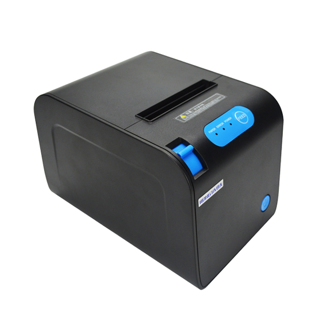 Large Storage 80mm Bluetooth Thermal Printer Head Invoice Printer