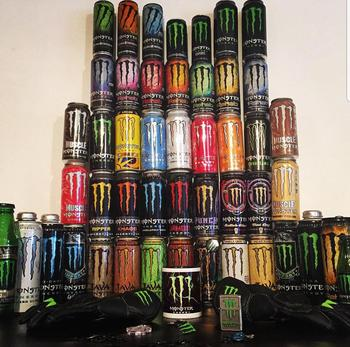 Monster Energy At Best Prices