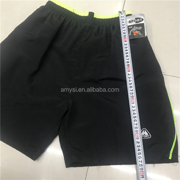 1.99 USD MK086 Hot Selling 2020 Summer Running pants Cycling Quick Dry Jogging Fitness Men Gym Sport Shorts with zipper pockket