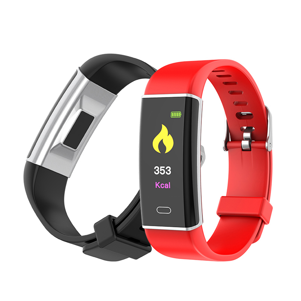 Men Women&Kids Fitness Tracker Smart Watch Bracelet Band with Heart Rate