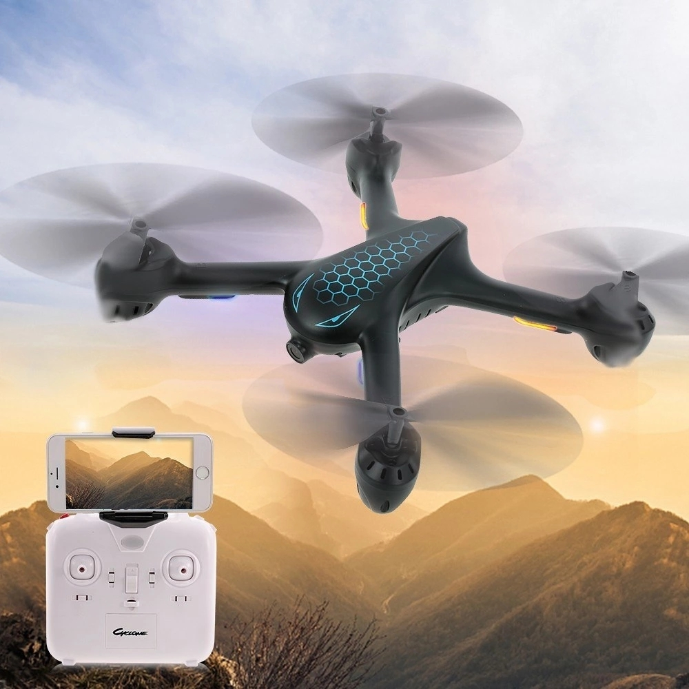 Original MJX R/C X708P 720P Camera Drone Quadcopter WIFI FPV Optical Flow Positioning Altitude Hold Rc Helicopter