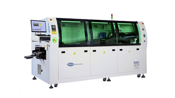 JAGUAR Fully Automatic Wave Soldering Machine N450 for SMT/DIP Assembly Line/Led Production Line