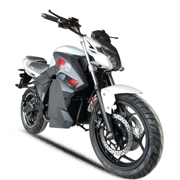 8000w Motor Cheap Fast Adult Electric Motorcycle without Battery