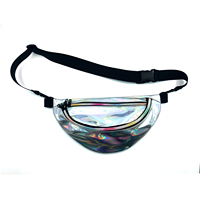 2020 Fashion Wholesale Hotselling Laser Chest Bag High Quality Fanny Pack Matching Waist Bag For Women Leisure