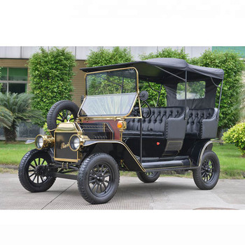 Hot sell ford model T car with electric power for sightseeing tourism