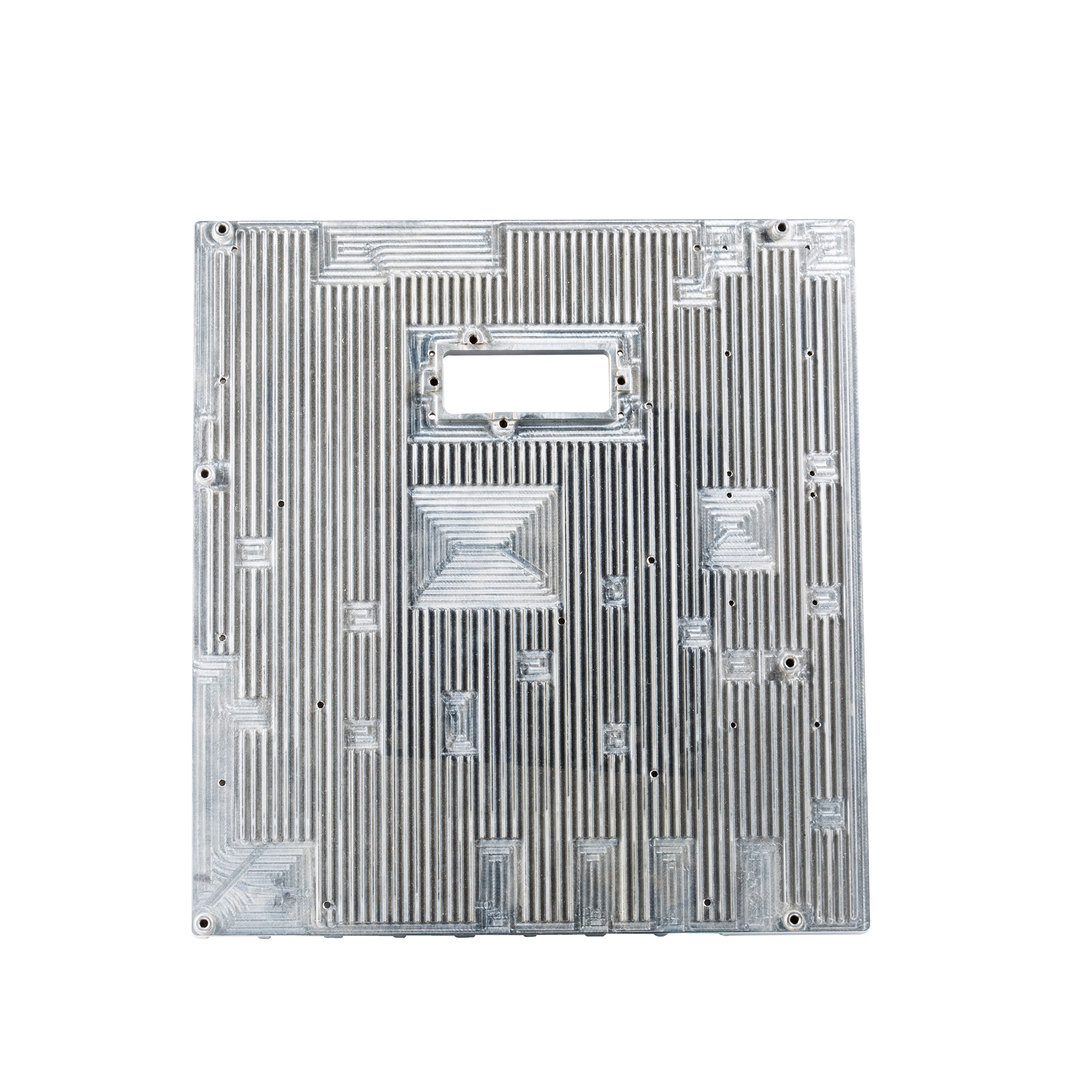 Made In China Suppliers Cnc Machining Aluminum Profile Heat Sink