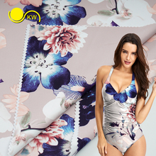 moisture wicking hybrid antibacterial 50 women swimsuits bikinis <strong>d</strong> 4 way stretch digital custom printed swimwear fabric