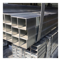 Hot Dipped Galvanized Welded Square Steel Pipe Hollow Section SHS RHS