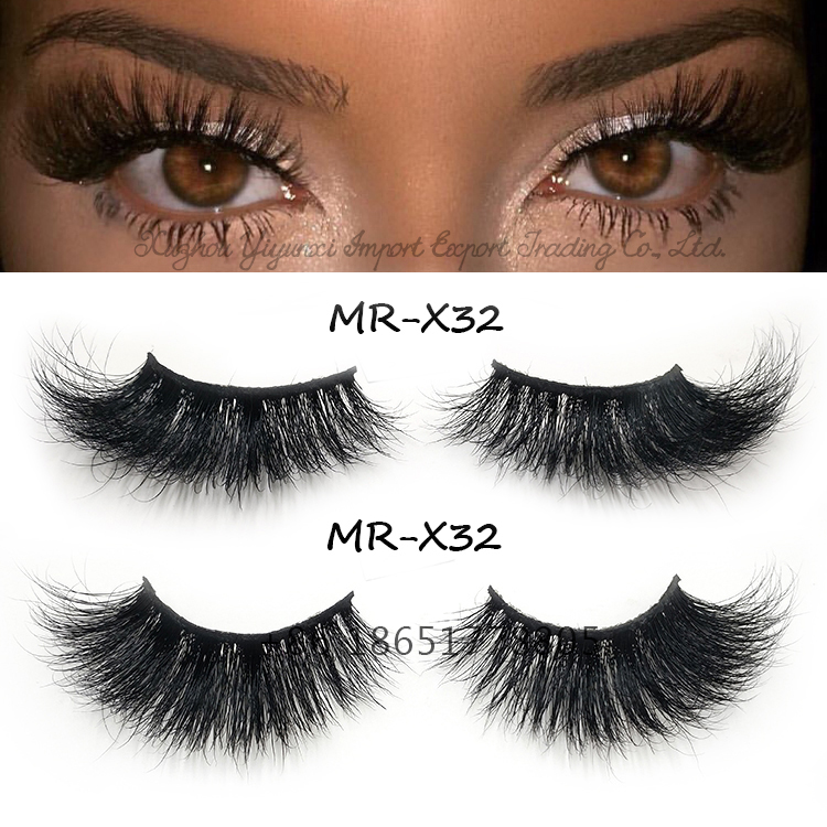 <strong>Manufacturer</strong> Vendors Supplies 25mm Mink eyelash vendor handmade 3d mink eyelashes with marble custom box your own brand